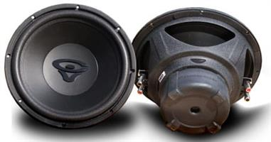 "2 x 12"" Cervin Wega Used Subwoofers. R849 for both!!"