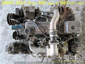 NISSAN FD46 4.6L TURBO DIESEL 8V Engine -CABSTAR