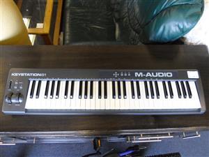 M-AUDIO Keystation 61 Keyboard