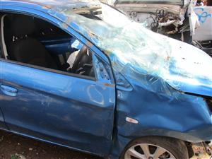 MITSUBISHI BLUE MIRAGE STRIPPING FOR SPARES