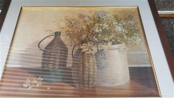 Oil painting Arnie Fisk