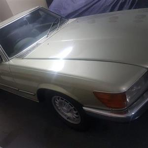 mercedes 450 SL For Sale
