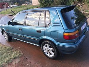 1998 Toyota Conquest