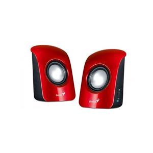 Genius SPU115 Red USB Speakers