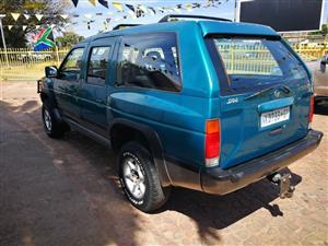 Nissan Sani Tailgate For Sale with spoiler