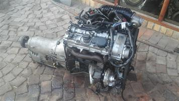 Mercedes Benz C270 CDI engine for sale