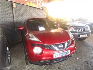 2015 Nissan Juke 1.2T Acenta