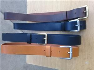 Leather Belts for Sale & Repair Shoes / Bags