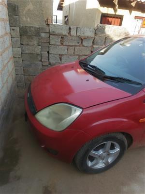2005 Ford Fiesta 1.6 5 door Ambiente
