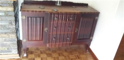 Antique wooden server for sale