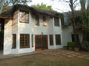 Cot House To Let in Waterkloof