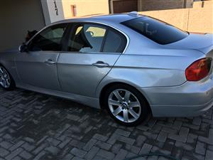2007 BMW 3 Series sedan 330i M SPORT LAUNCH EDITION A/T (G20)