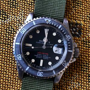 wanted Rolex  watches