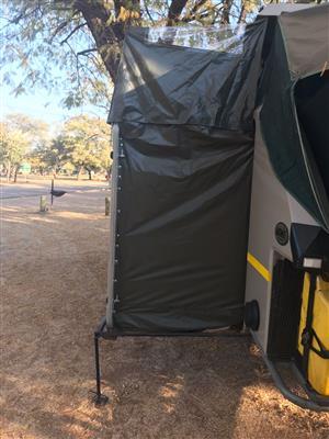 Echo Kavango caravan