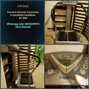 Passive Slimmer Exerciser for Sale