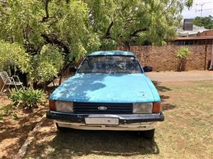 1986 Ford Cortina