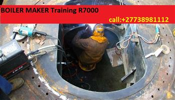Boiler making training school in Rustenburg Kimberly Pretoria 0738981112