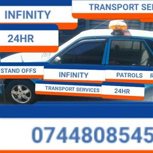 INFINITY TRANSPORT SERVICES 24HR TOWING/ RAPID RESPONSE