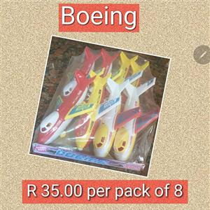 Toy boeing pack for sale
