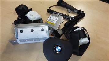 BMW E92 Complete Airbag Set