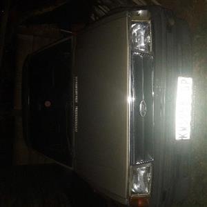 1983 Ford Escort