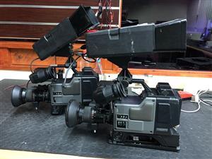 Studio Video Cameras