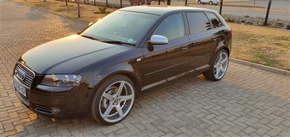 2010 Audi A3 Sportback 1.8T Ambition auto