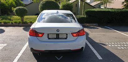 2014 BMW 4 Series 420i convertible M Sport sports auto