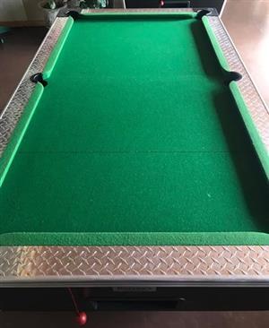 3xPool tafel