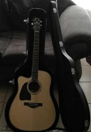 Ibanez Left Hand Steel String Guitar