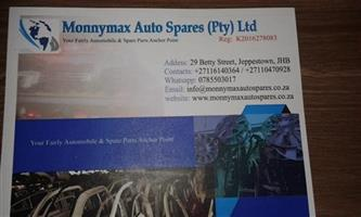 Auto mobile auto spares for sale