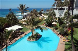 Cabana Beach resort - 4 sleeper