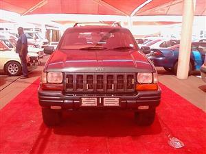1998 Jeep Grand Cherokee 4.7L Laredo
