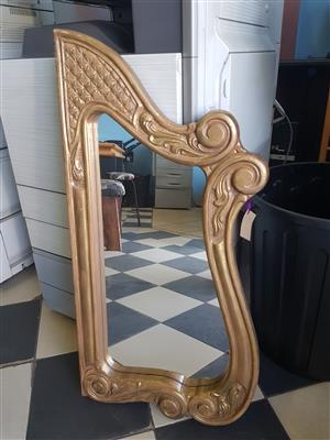 Antique Retro Mirror