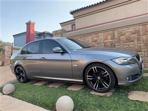 2009 BMW 3 Series 320i Luxury Line sports auto
