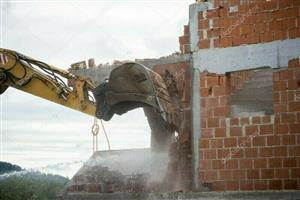 demolition & rubble removals gauteng 011039 8490