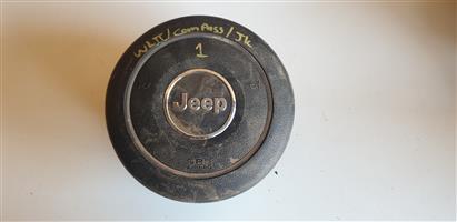 Jeep Wrangler JK Steering Airbags