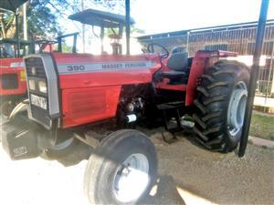 Massey Ferguson 390 4x2