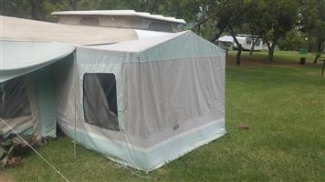 Multiroom for caravan