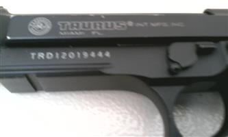 Taurus 9mm Airgun