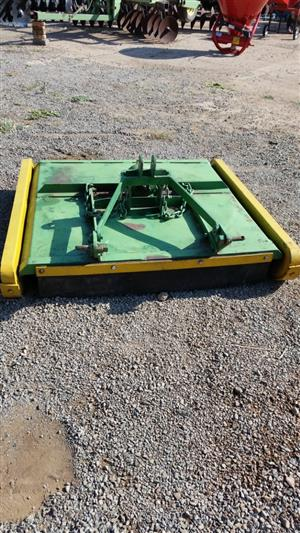 Yellow U Make 1.2M Slasher Pre-Owned Implement