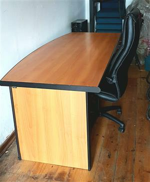 Office desk executive  style