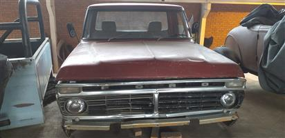 F 100 STRIPPING FOR SPARES