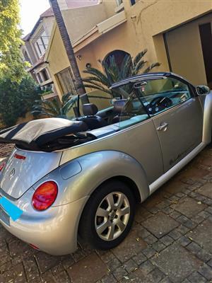 2003 VW Beetle 2.0