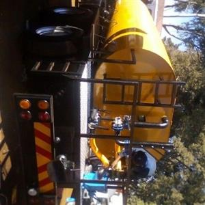 water tanker manufacturing with hydraulic system