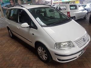 2005 VW Sharan 1.8T