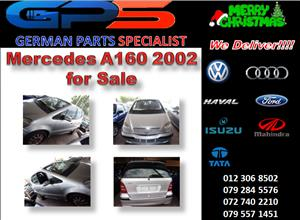 Mercedes A160 2002 for Sale