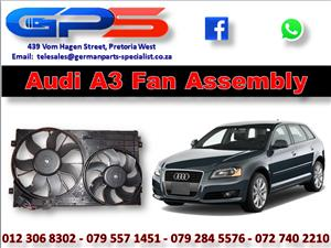 Audi A3 Fan Assembly New Part for Sale