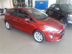 2019 Ford Fiesta hatch 5-door FIESTA 1.5 TDCi TREND 5Dr