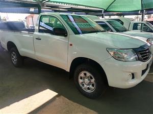 2014 Toyota Hilux 2.5D 4D SRX